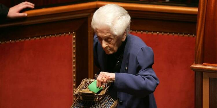 Décès de Rita Levi-Montalcini, prix Nobel de médecine