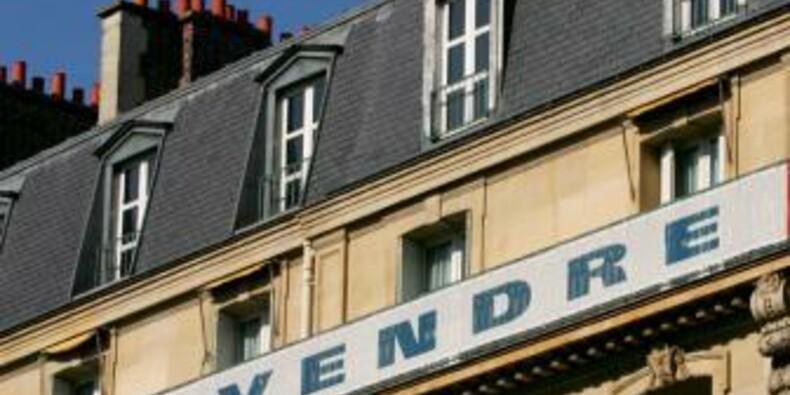 Paris : coup de frein sur les prix immobiliers