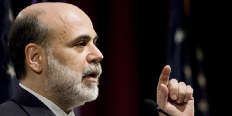 Ben Bernanke rempile à la tête de la Fed