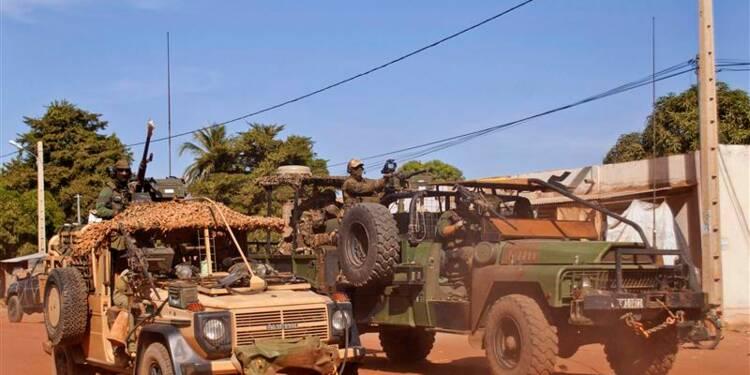Les troupes françaises remontent vers le nord du Mali