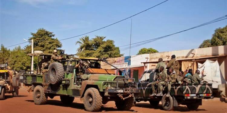 Environ 750 soldats français actuellement engagés au Mali