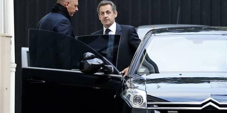 Sarkozy fait pression sur Copé et Fillon à l'UMP