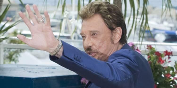 Le fisc réclame 9 millions d'euros à Johnny Hallyday