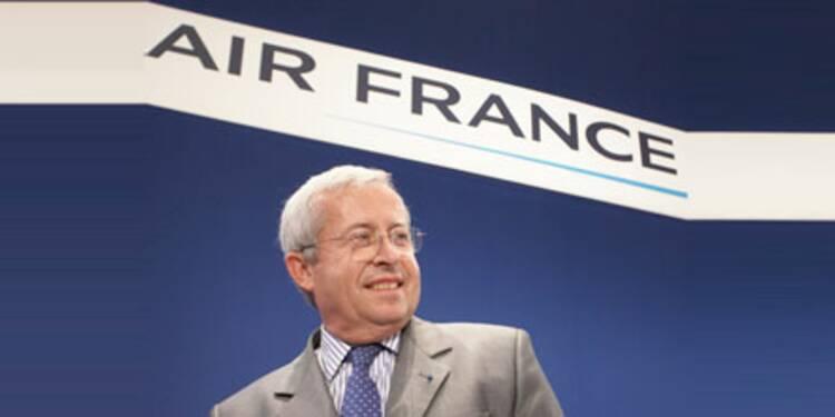 Air France-KLM compte revenir à l'équilibre opérationnel en 2010