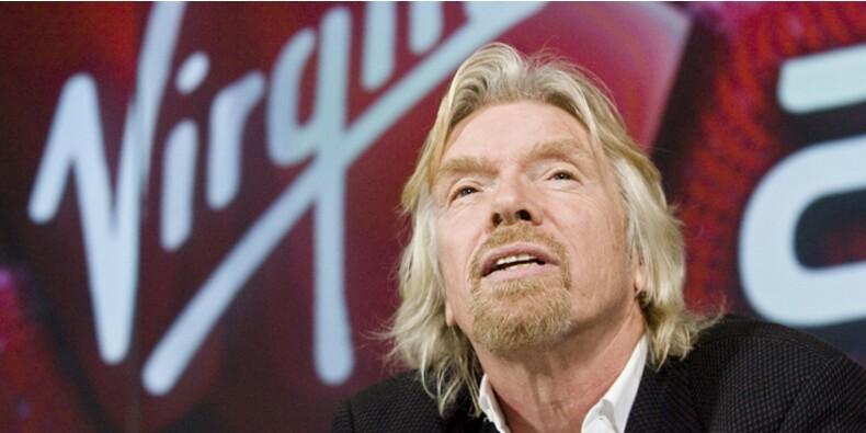Richard Branson, l'homme qui croit en lui