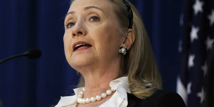 Hillary Clinton soutient l'idée d'un accord commercial Union européenne-Etats-Unis