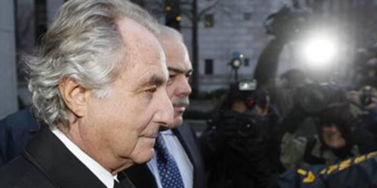 La justice saisit l'appartement de Madoff à Manhattan et expulse sa femme