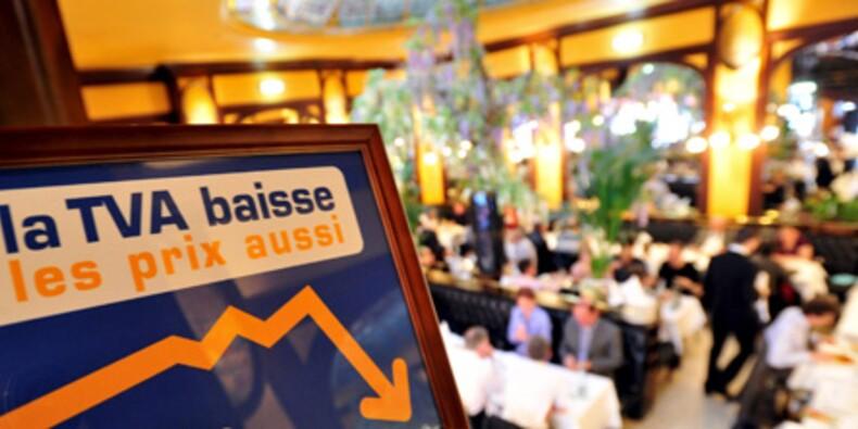 La baisse de la TVA dope les embauches dans l'hôtellerie-restauration