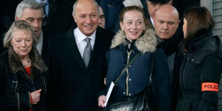 Arrivée de Florence Cassez à Paris au lendemain de sa libération