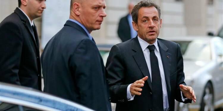 Alain Juppé en appelle à Nicolas Sarkozy pour l'UMP