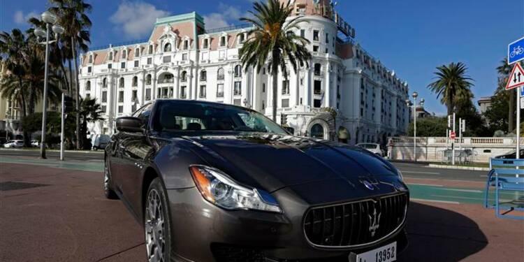 Maserati prévoit de vendre 13.000 berlines Quattroporte en 2013