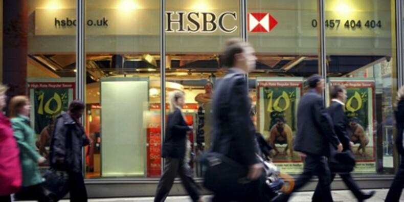 HSBC lance une augmentation de capital de 14 milliards d'euros
