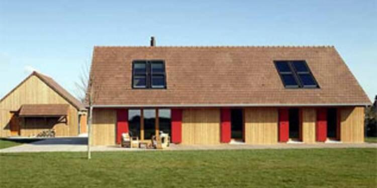 eco respectueuse et conomique voici la bonne maison. Black Bedroom Furniture Sets. Home Design Ideas