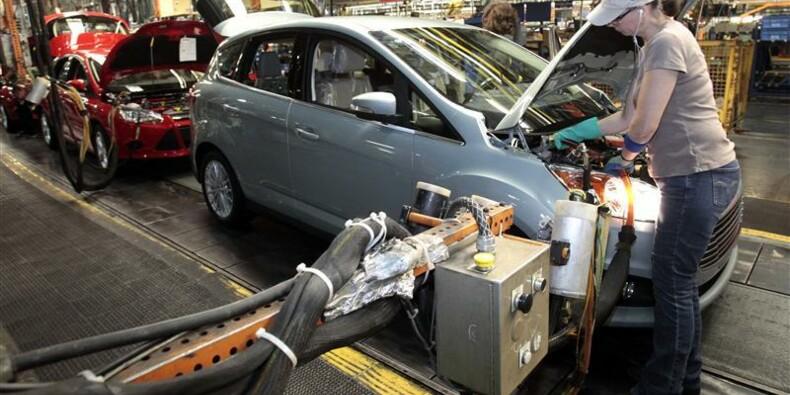 Ford va créer 2.200 emplois aux USA pour développer sa gamme