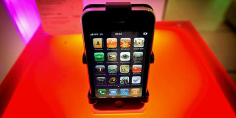 iPhone fissuré : Apple se défend