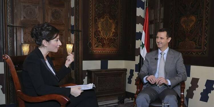 En Syrie, Assad va faire sa première apparition depuis novembre