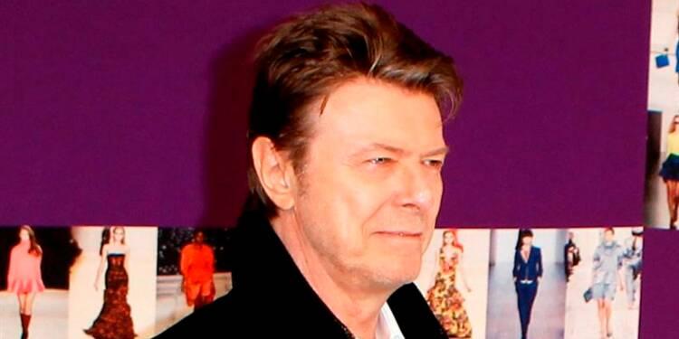 David Bowie fait son retour après dix ans d'absence