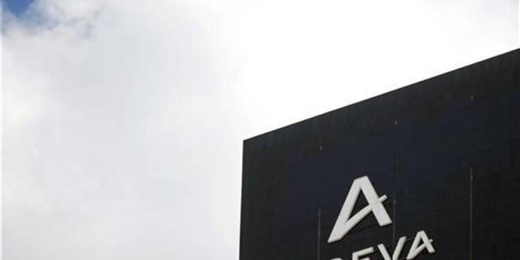 Areva baisse son objectif d'excédent brut d'exploitation 2013