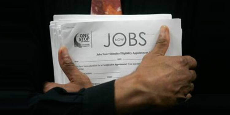 Le taux de chômage aux Etats-unis au plus haut depuis avril 1983