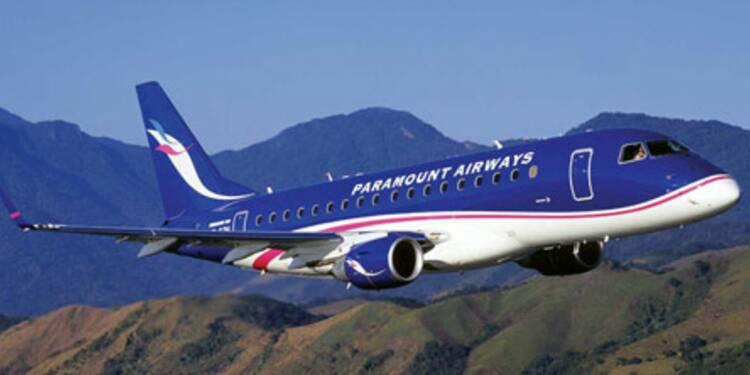 Airbus vend 10 A321 à un nouveau client