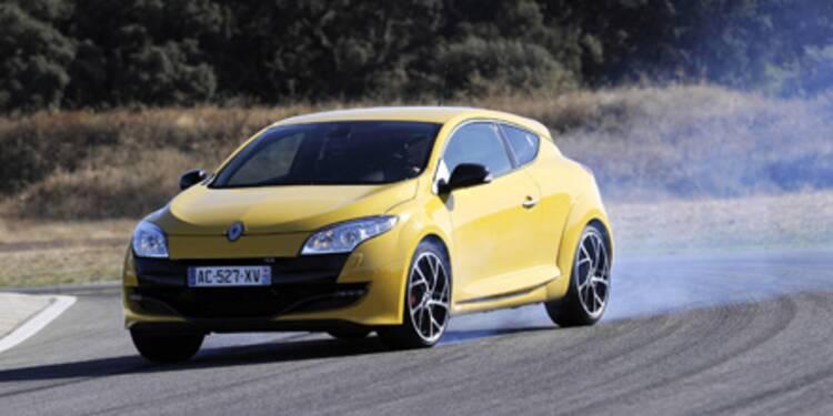 La Mégane Renault Sport prochain véhicule rapide d'intervention de la Gendarmerie