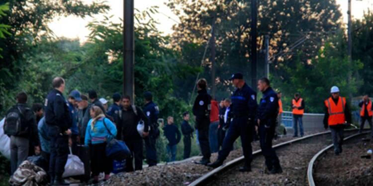 La SNCF aide la police à déloger les Roms