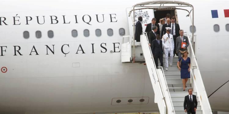 Les coûts de l'Airbus présidentiel épinglés par un député