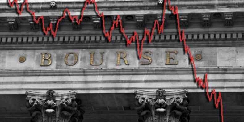 Deuxième chute d'affilée des marchés, le CAC a cédé 2,3%