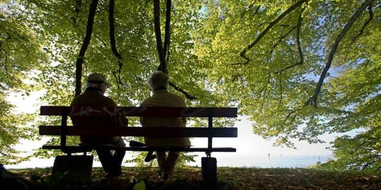 Laurence Parisot prône un recul de l'âge de départ en retraite