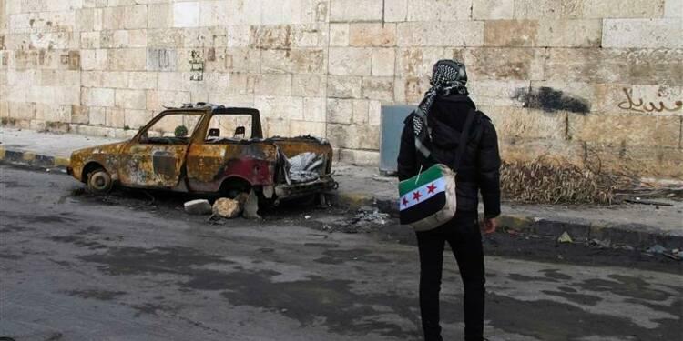 Un plan Brahimi discuté par la Syrie et la Russie