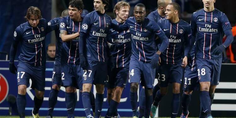 Ligue des champions: le PSG affrontera Valence en huitièmes