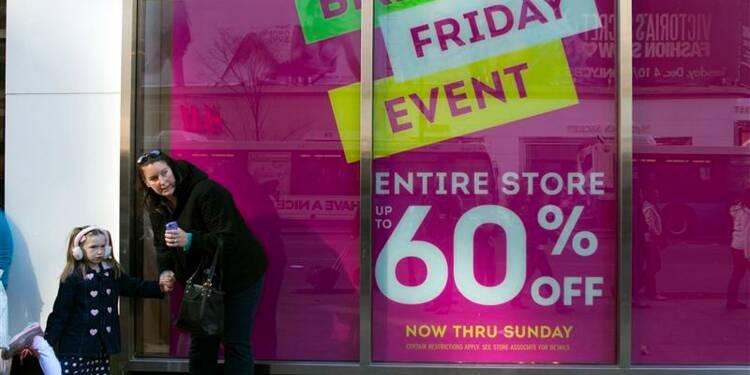 """La distribution suspendue aux ventes de """"Black Friday"""" aux Etats-Unis"""