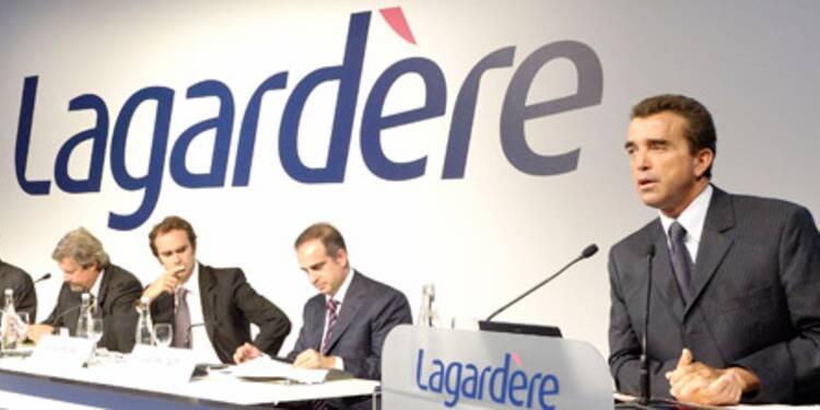 Lagardère accélère en Bourse sur fond d'intérêt de Guy Wyser-Pratte