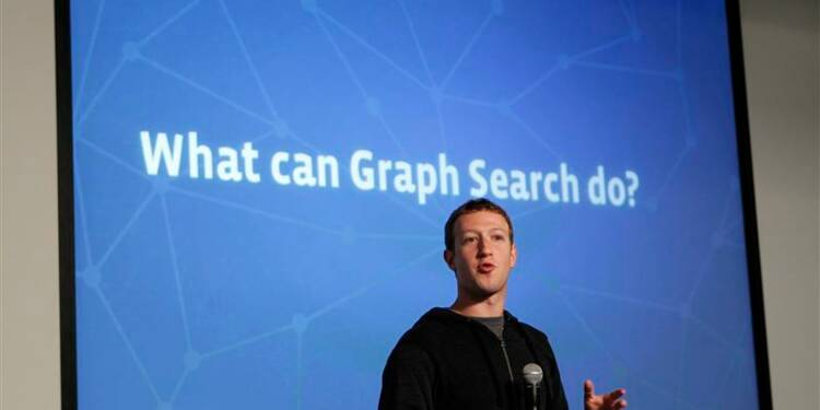 """Facebook lance """"graph search"""", un moteur de recherches internes"""