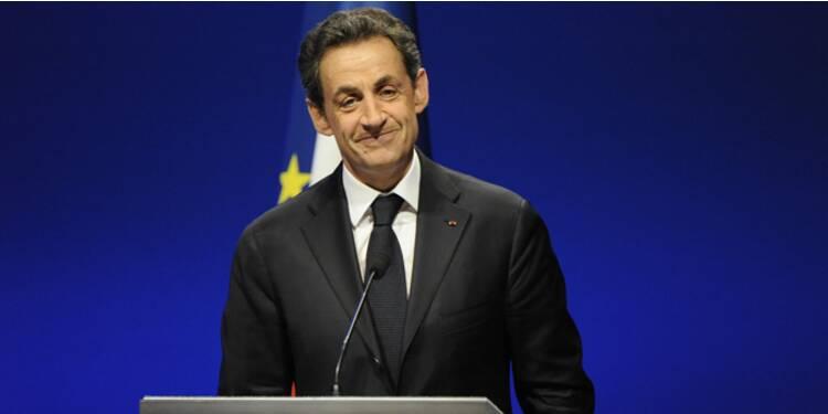 Le programme de Nicolas Sarkozy, UMP