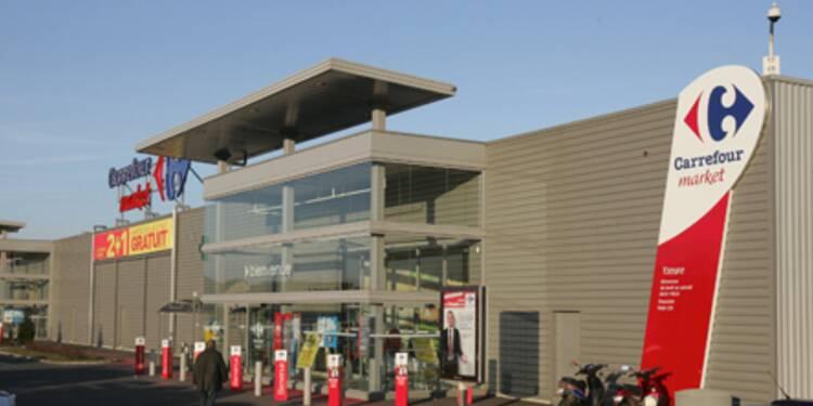 Les marges de Carrefour tiennent le choc malgré la guerre des prix
