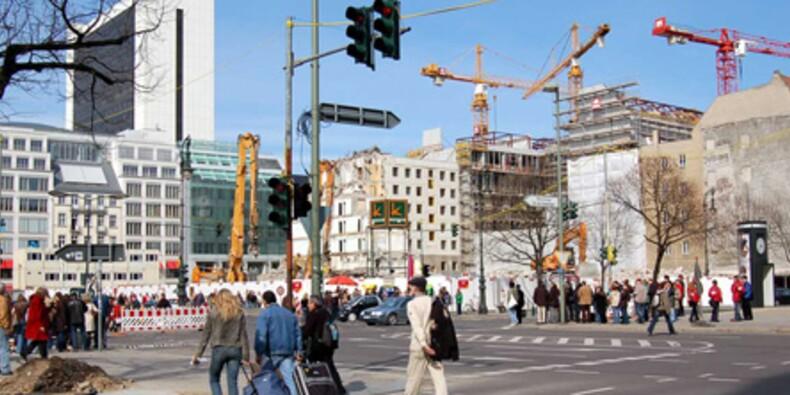 Les permis de construire de logements neufs repartent à la hausse