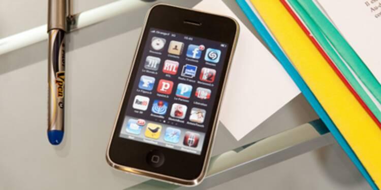 Recevoir ses e-mails pros sur son iPhone, c'est possible