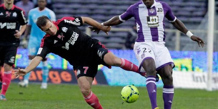Ligue 1: Gignac offre une victoire étriquée à Marseille