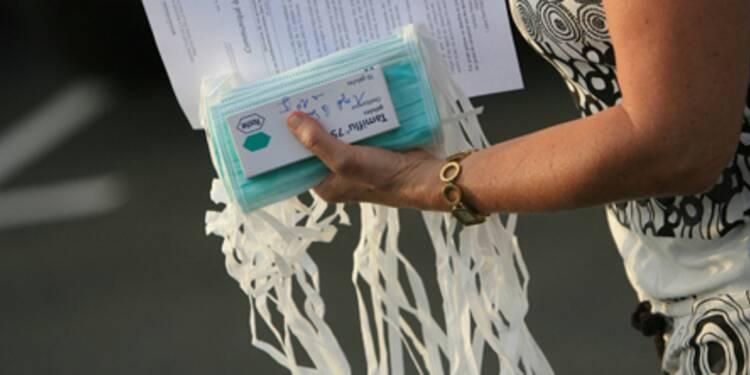 Grippe A : le gouvernement demande aux entreprises d'anticiper l'absentéisme