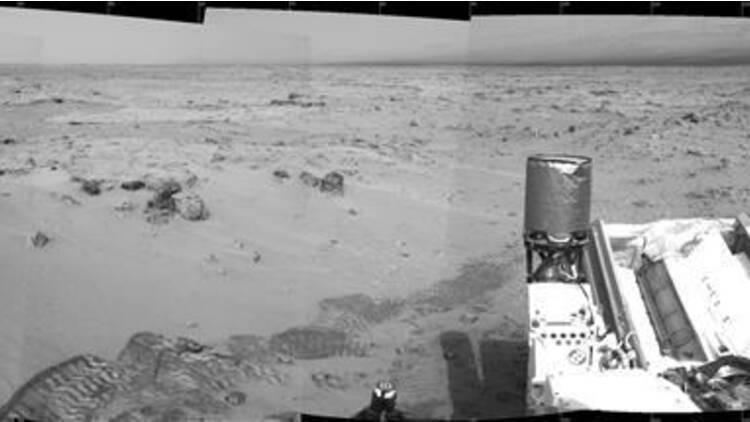 Des traces de carbone découvertes sur Mars