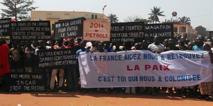 Bozizé appelle à l'aide Paris et Washington face aux rebelles