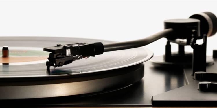Redécouvrez le charme craquant des disques vinyles