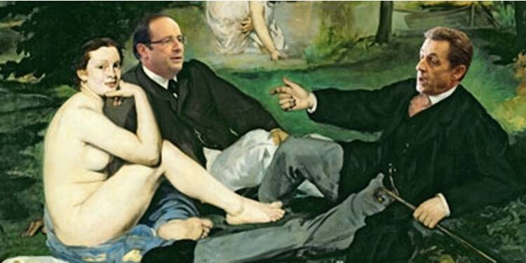 The Economist tacle François Hollande et Nicolas Sarkozy