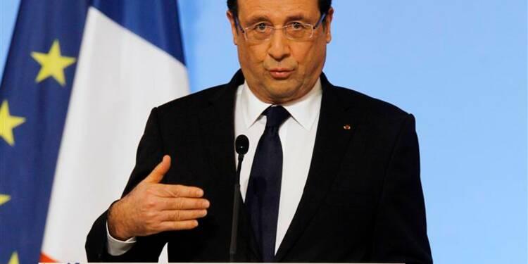 Hollande annonce une nouvelle conférence sociale en juillet