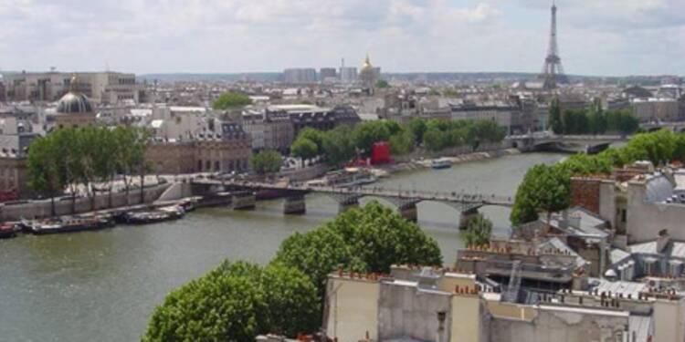 Le pouvoir d'achat immobilier des parisiens de nouveau en hausse sur un mois
