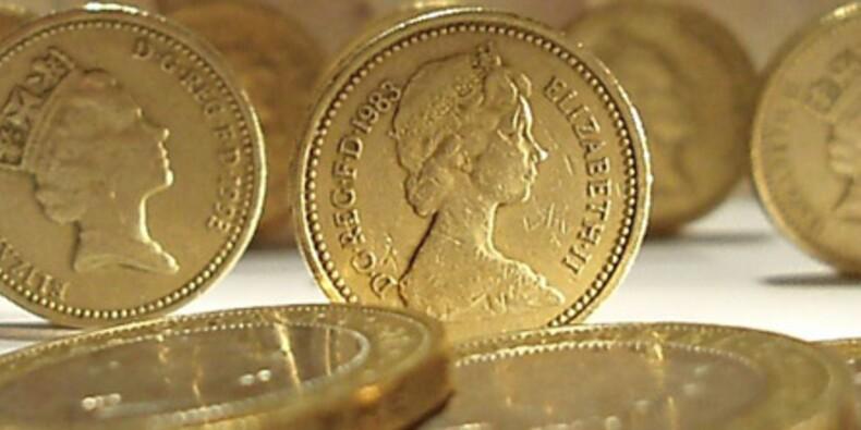 Après l'euro, les spéculateurs s'attaquent à la livre sterling