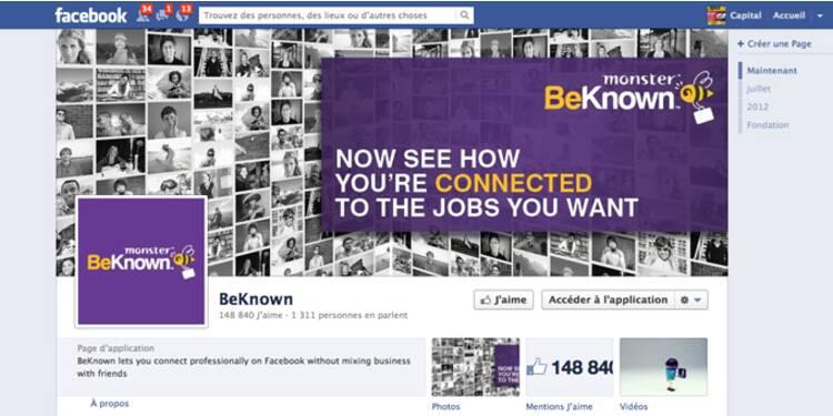 Les meilleures applis pour trouver un job via Facebook