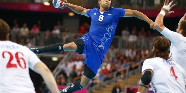 Handball: Narcisse, élu meilleur joueur de 2012, signe au PSG