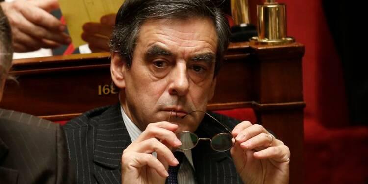 François Fillon officialise son groupe à l'Assemblée